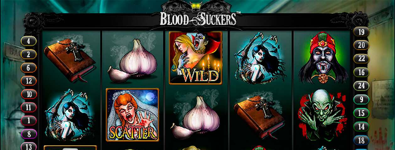 Bloodsuckers himmelspill slider