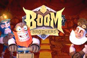 Boom Brothers spilleautomater NetEnt  himmelspill.com