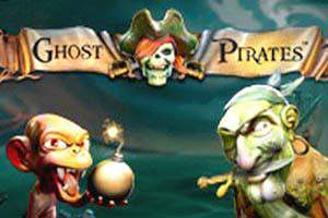 online Spilleautomater Ghost Pirates NetEnt