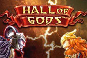 online Spilleautomater Hall of Gods NetEnt