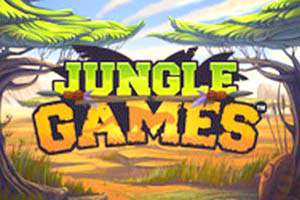 online Spilleautomater Jungle Games NetEnt