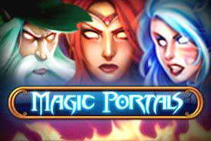 online Spilleautomater Magic Portals NetEnt