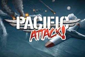 Pacific Attack spilleautomater NetEnt  himmelspill.com