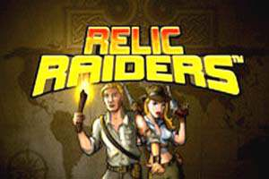 Relic Raiders spilleautomater NetEnt  himmelspill.com