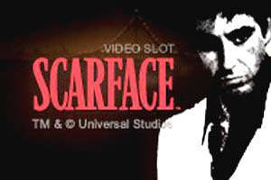Scarface spilleautomater NetEnt  himmelspill.com