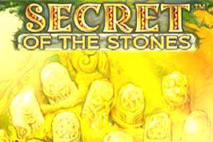 online Spilleautomater Secret of the Stones NetEnt