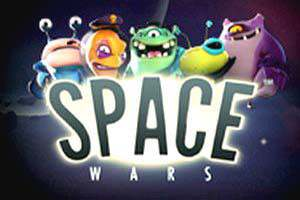 online Spilleautomater Space Wars NetEnt