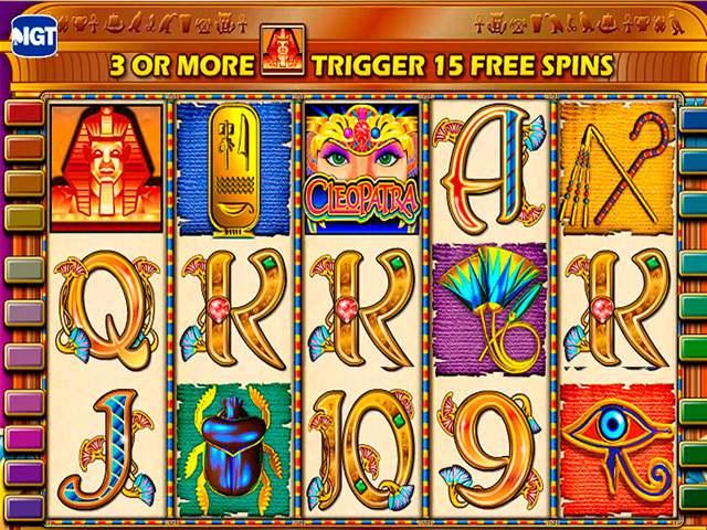 IGT spilleautomater – Spill gratis på nett – Ingen signering