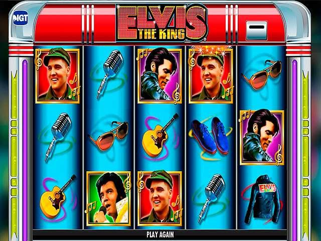 Elvis IGT spilleautomater ss