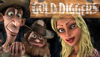Gold Diggers himmelspill spilleautomater Thumbnail Betsoft
