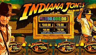Indiana Jones IGT spilleautomater thumbnail