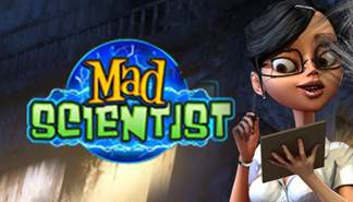 Mad Scientist himmelspill spilleautomater Thumbnail Betsoft