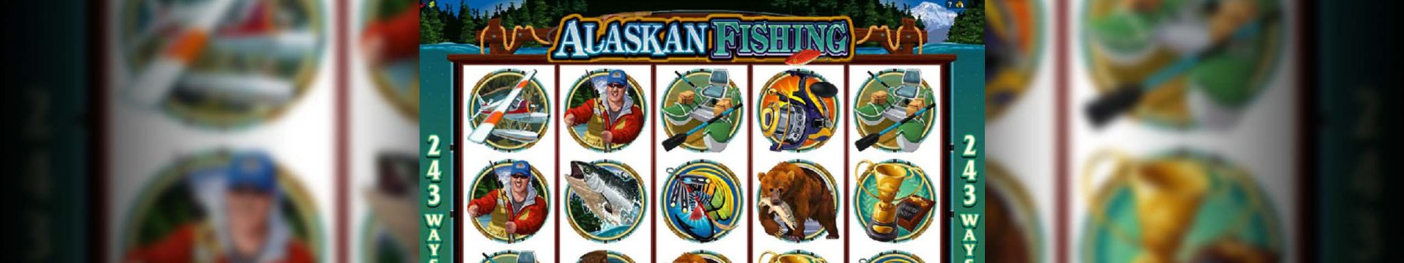 Alaskan Fishing Microgaming spilleautomater slider