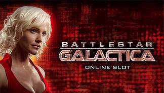 Battlestar Galactica Microgaming spilleautomater thumbnail