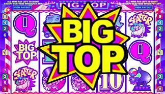 Big Top Microgaming spilleautomater thumbnail