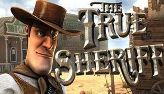 The True Sheriff spilleautomater Betsoft  himmelspill.com