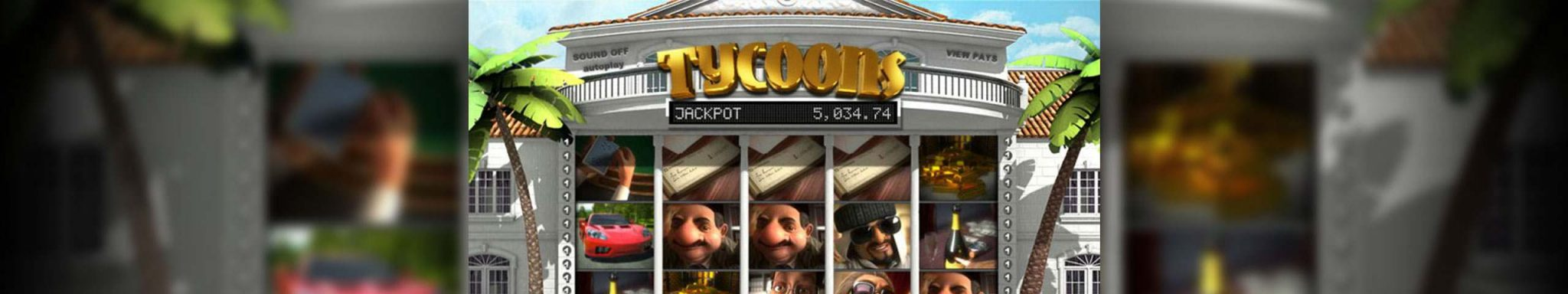 Tycoons Plus Betsoft spilleautomater slider