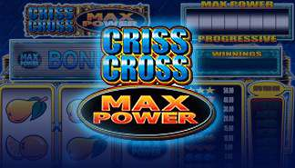 Criss Cross Max Power spilleautomater Microgaming  himmelspill.com