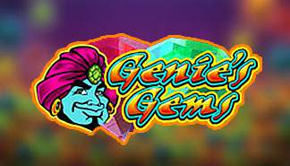 Genies Gems microgaming spilleautomater thumbnail