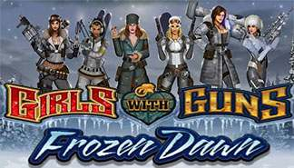 Girls With Guns Frozen Dawn microgaming spilleautomater thumbnail