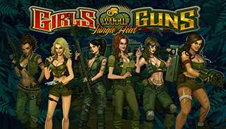 Girls With Guns II spilleautomater Microgaming  himmelspill.com