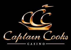 Captain Cooks Casino Kasino Oversikt Himmel Spill Slider
