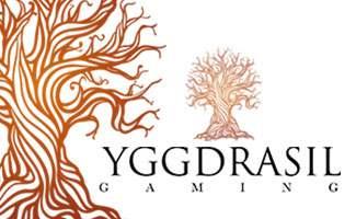 Yggdrasil Gaming spillprodusenter logo - Himmelspill.com