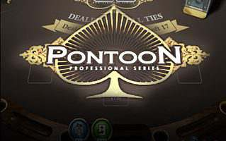 Pontoon Professional Series Standard Limit NetEnt thumbnail