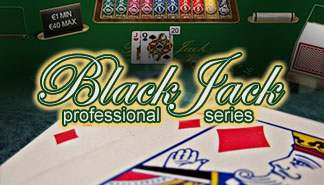 Black Jack Professional Series Standard Limit NetEnt thumbnail
