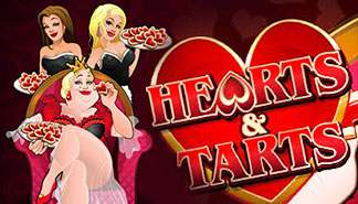 Rhyming Reels - Hearts & Tarts Microgaming spilleautomater thumbnail