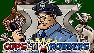 Cops'n'Robbers PlaynGo spilleautomater thumbnail
