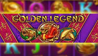 Golden Legend PlaynGo spilleautomater thumbnail