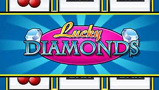 Lucky Diamonds PlaynGo spilleautomater thumbnail