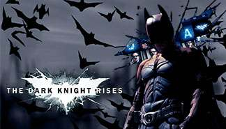 The Dark Knight Rises Microgaming spilleautomater thumbnail