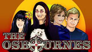 The Osbournes Microgaming spilleautomater thumbnail