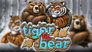 Tiger vs Bear Microgaming spilleautomater thumbnail
