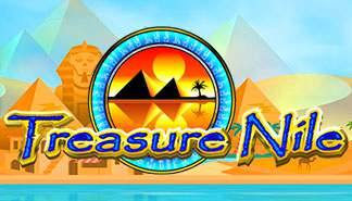 Treasure Nile Microgaming spilleautomater thumbnail