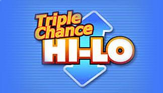 Triple Chance HiLo spilleautomater PlaynGo  himmelspill.com