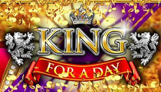 Norske Spilleautomater King For a Day Yggdrasil Thumbnail - Himmelspill.com