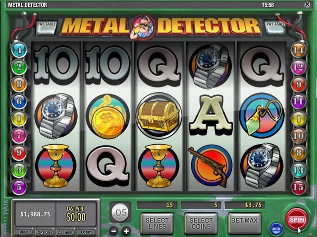 Norske Spilleautomater   Metal Detector Rival   SS  - Himmelspill.com
