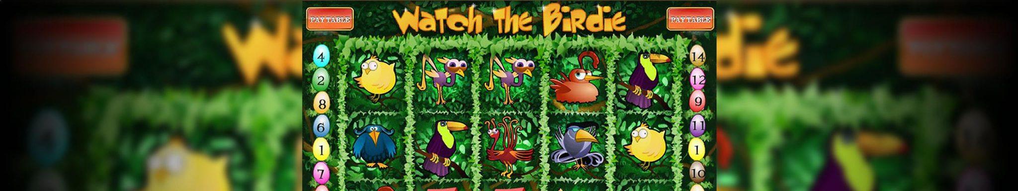 Norske Spilleautomater Watch the Birdie Rival Slider - Himmelspill.com
