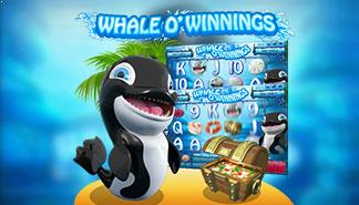 Norske Spilleautomater Whale O' Winnings Rival thumbnail - Himmelspill.com