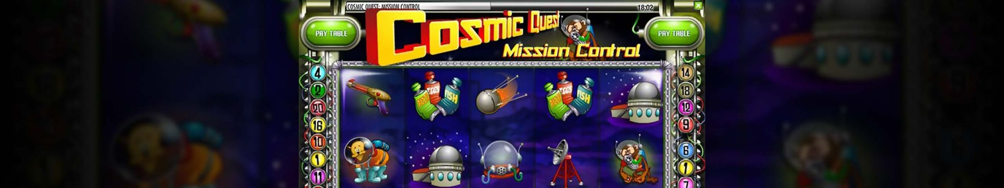 Cosmic Quest: Mission Control