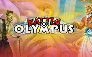 Battle for Olympus spilleautomater Cryptologic  himmelspill.com