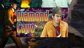 Diamond Cave spilleautomater Cryptologic (WagerLogic)  himmelspill.com