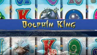 Norske spilleautomater Dolphin King, Cryptologic Thumbnail - Himmelspill.com