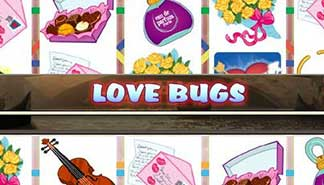 Norske spilleautomater Love Bugs, Cryptologic Thumbnail - Himmelspill.com