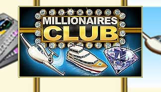 Norske spilleautomater Millionaire's Club II, Cryptologic Thumbnail - Himmelspill.com