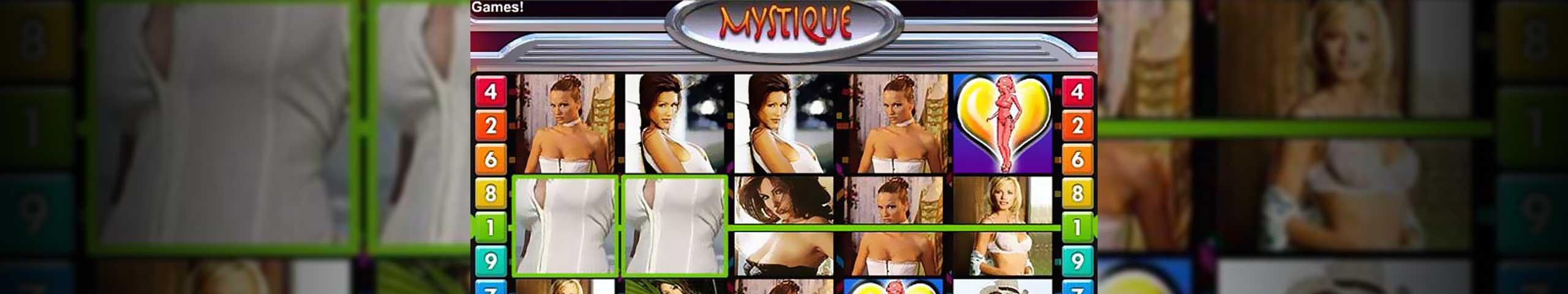 Norske spilleautomater Mystique Club, Cryptologic Slider - Himmelspill.com