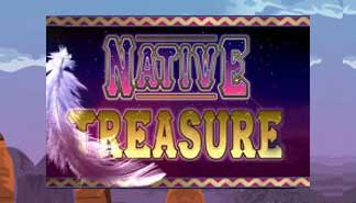 Native Treasure spilleautomater Cryptologic (WagerLogic)  himmelspill.com